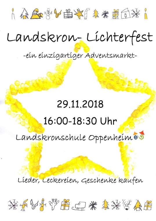 lichterfest 2018